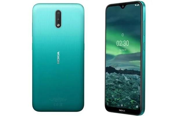 Nokia 2.3 Fitur
