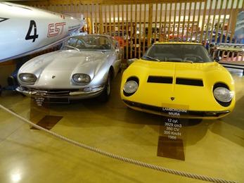 2018.07.02-040 Lamborghini Miura 1966 et 350 GT 1965