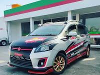 Modifikasi Suzuki Ertiga Terbaru Harga Murah Berkualitas
