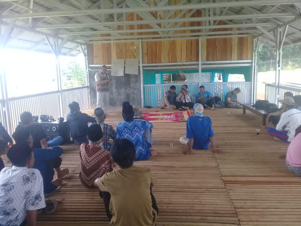 BPP Kecamatan Bojong genteng Gelar Pendaftaran Kartu Tani