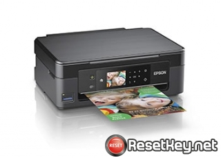 Reset Epson XP-441 ink pads are at the end of their service life