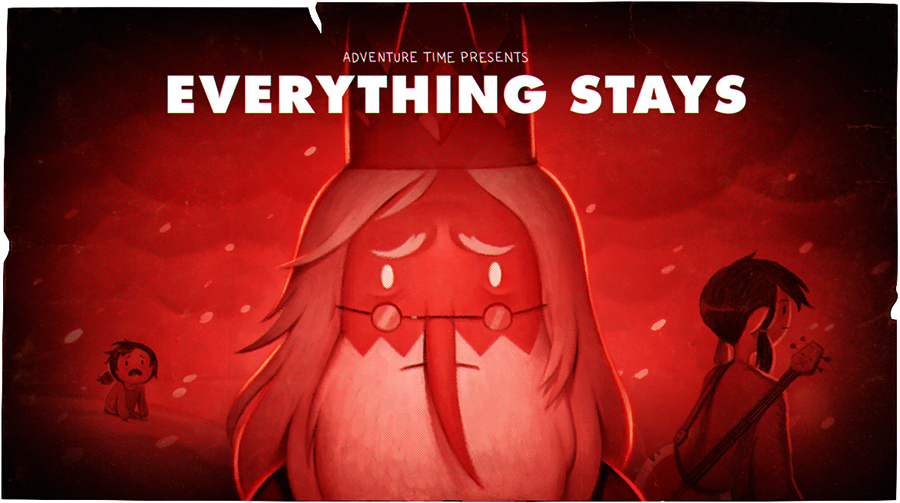 Hora de Aventura: Everything Stays Pt.2