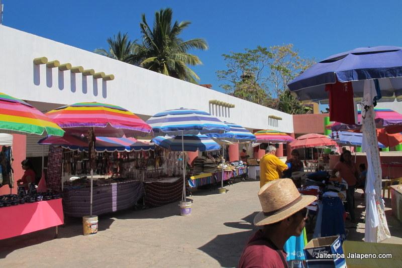 Guayabitos Monday Market Tianguis