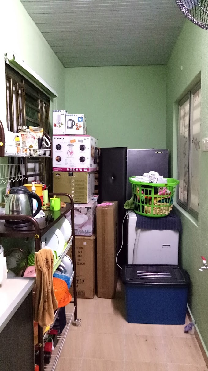Bina Stor dengan hanya RM8.90