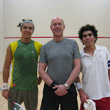 Mohammed El Sherbini, Maugus Club President Dave Heather, Mohammed Nabil