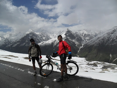 Crossed Rohtang