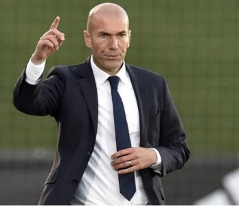 Zidane surpasses Guardiola, Mourinho