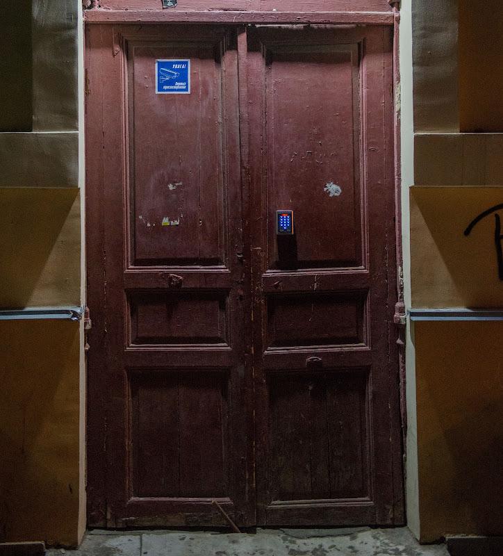 DSC_3800 В Одессе обнаружена таинственная дверь