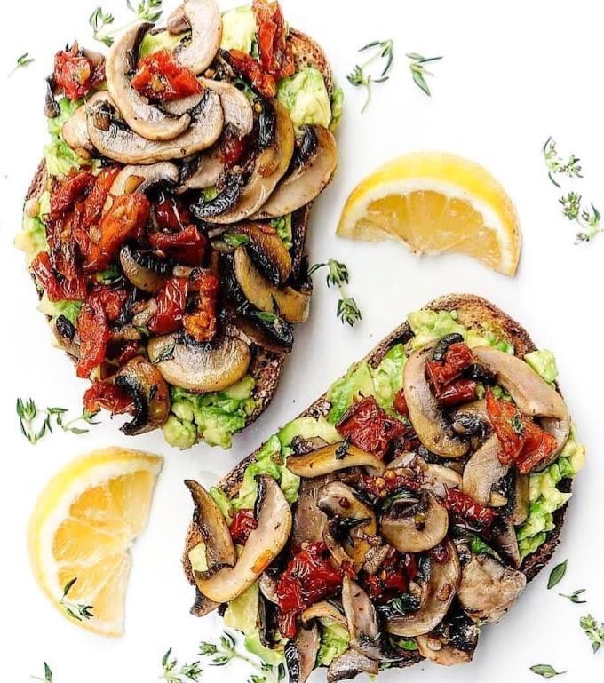 Avocado Sourdough Toast Recipe | Breakfast Care