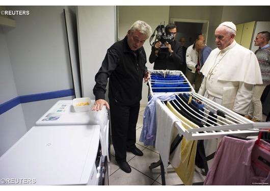 Francis homeless shelter