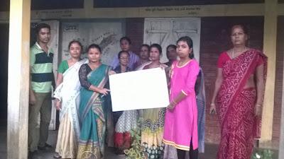 Dream building and self assessment in Barkukuria, Kamrup