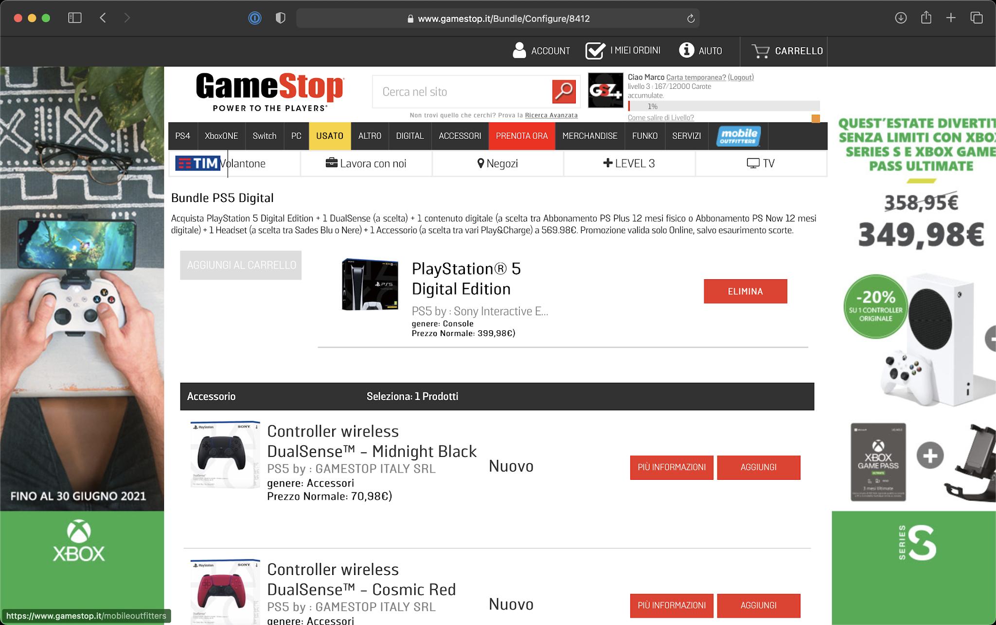 Come acquistare la PlayStation 5 non in bundle