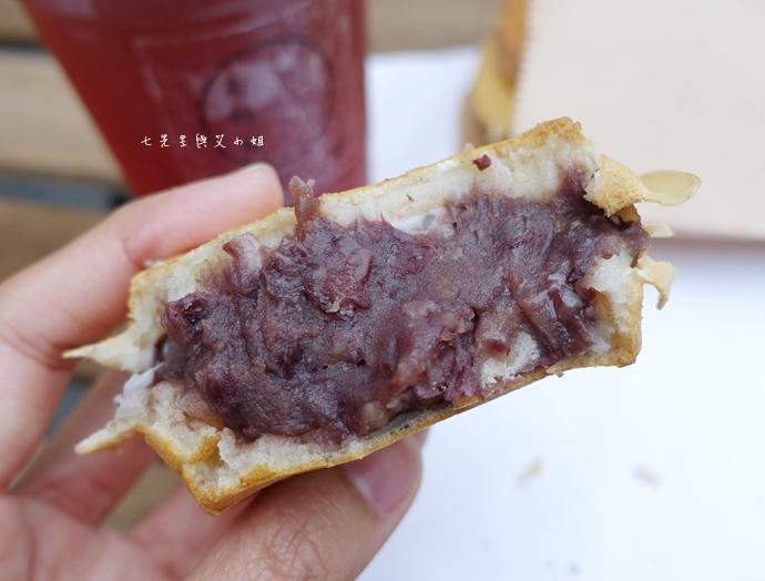 16 台北松山民生社區有時後紅豆餅