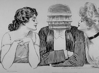 Charles Dana Gibson illustration