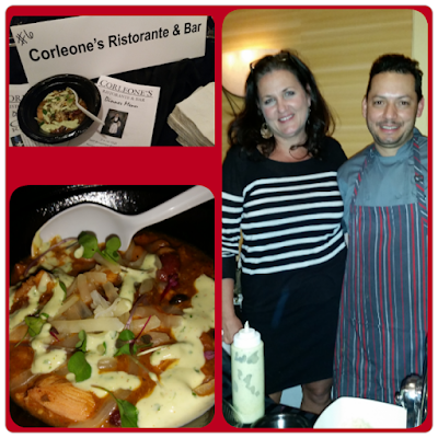 Corleone's Restaurant makes great chili!