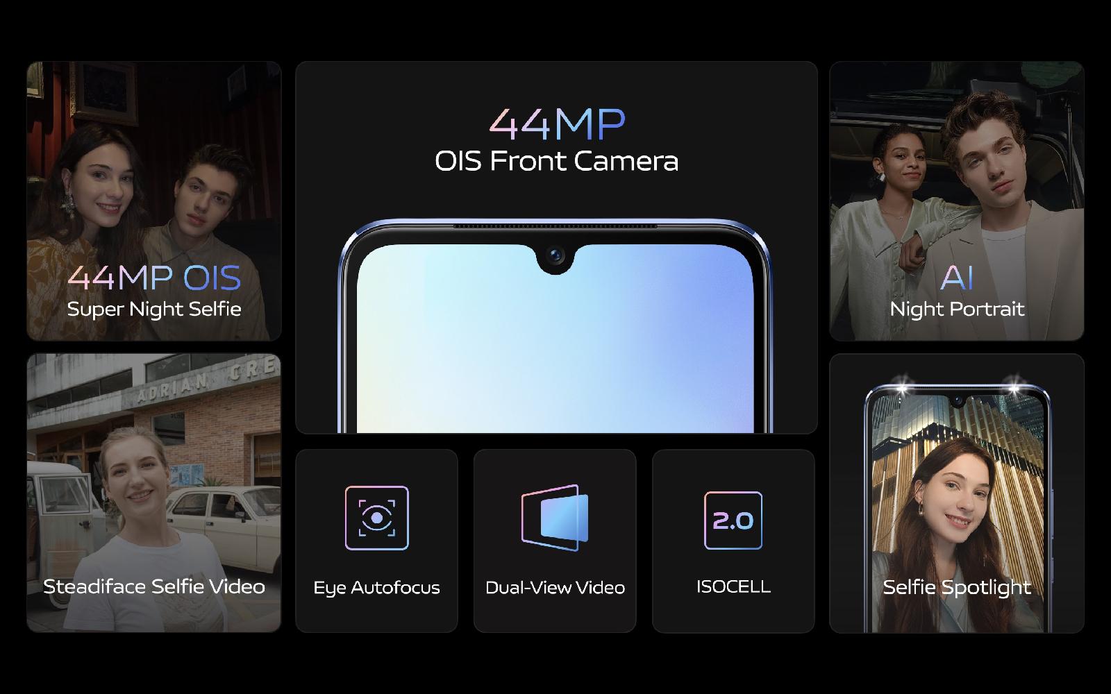 Vivo เปิดตัว V21 5G สมาร์ตโฟนเรือธงรุ่นล่าสุดกล้องหน้า 44MP พร้อมกันสั่น OIS รุ่นแรกจาก Vivo รองรับ 5G กับดีไซน์บางเบาสุดมินิมอล
