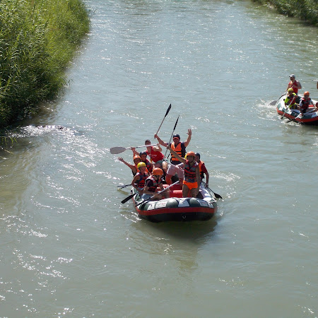 Descenso en Rafting 26/07/2017