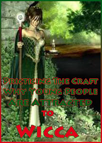 Cover of Anonymous's Book Pricticing The Craft Why Young People Are Attracted To Wicca