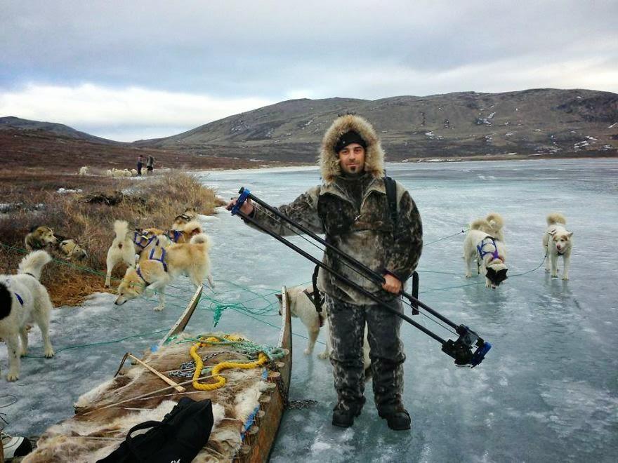 Bắc cực quang - hiện tượng thiên nhiên kì vĩ nhất thế giới - 55943