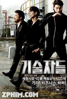 Siêu Trộm Trổ Tài - Criminal Designer (2014) Poster