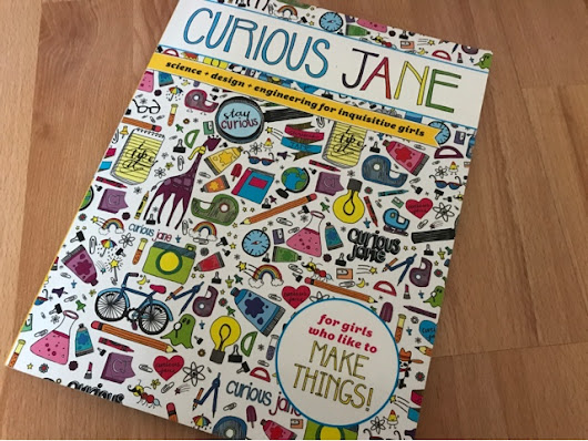 Curious Jane Book Review