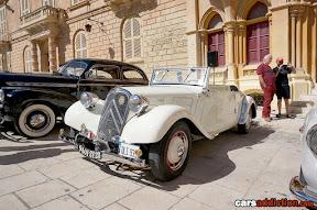 Citroen classic car
