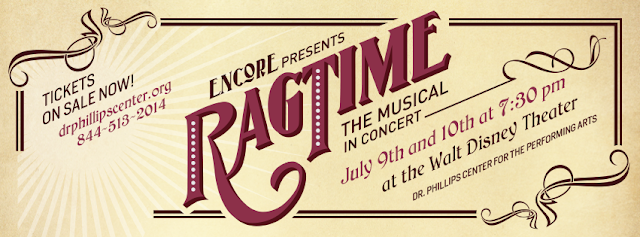 Encore! presents RAGTIME The Musical