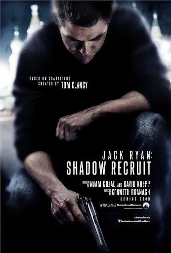Jack Ryan: Πρώτη Αποστολή Jack Ryan: Shadow Recruit Poster