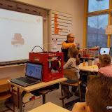 3D printer in de klas