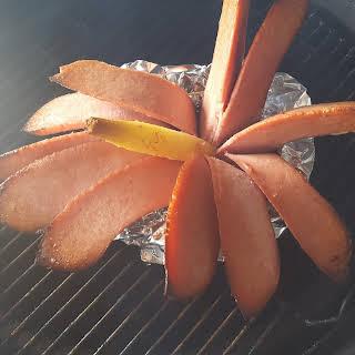 Pineapple-Smoked Baloney.
