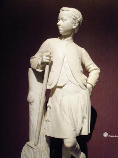 a nobleman's son