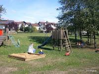 Děti z Přeštic objevily hřiště...