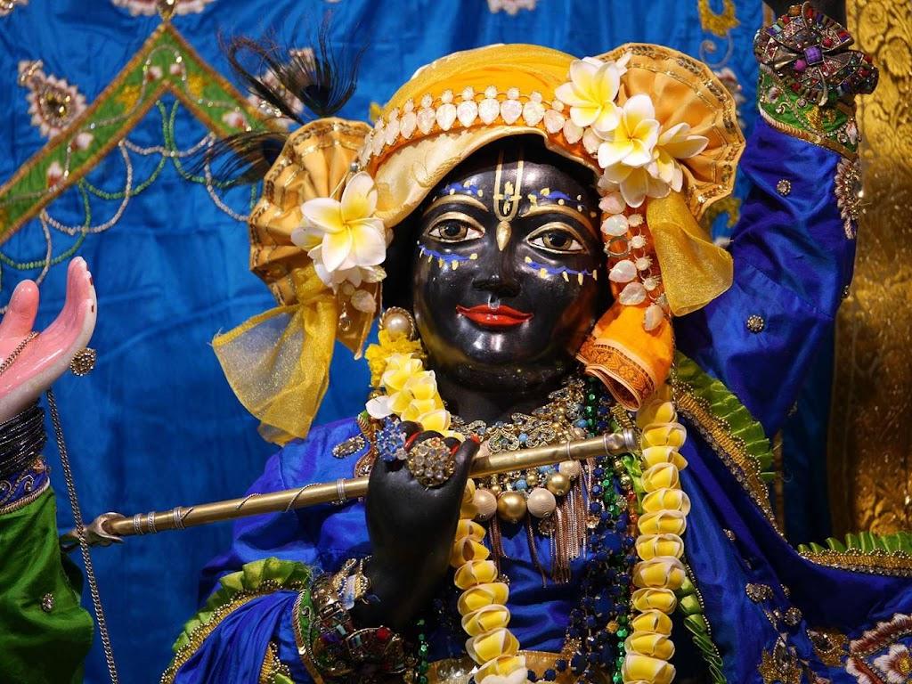 ISKCON New Govardhana Deity Darshan 09 Dec 2015 (19)