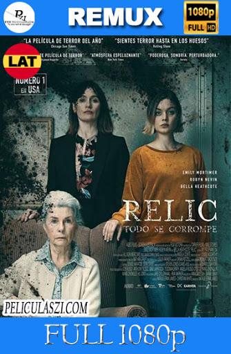 Herencia Maldita (2020) Full HD REMUX 1080p Dual-Latino