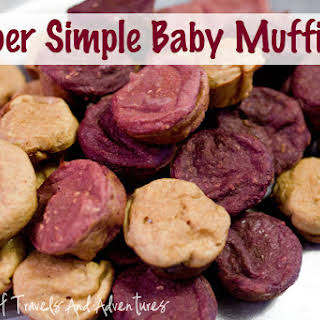 Super Simple Baby Muffins.