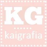 Sunday Spotlight: Kaigrafia.com | Kai of Kaigrafia.com