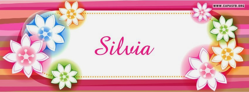 Capas para Facebook Silvia