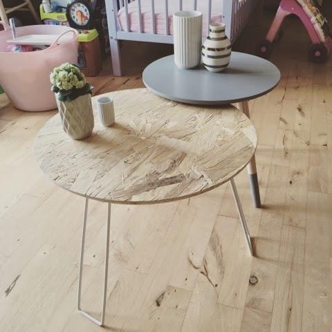 Rikke Lefevré: Ny Sofa borde