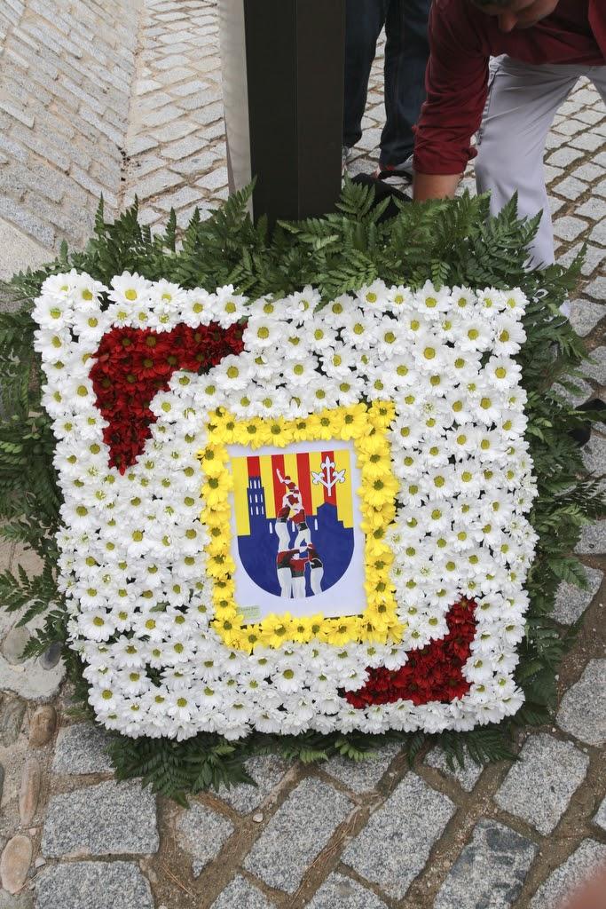 Ofrena floral Diada Nacional de Catalunya Seu Vella Lleida 11-09-2015 - 2015_09_11-Ofrena floral Seu Vella-8.JPG