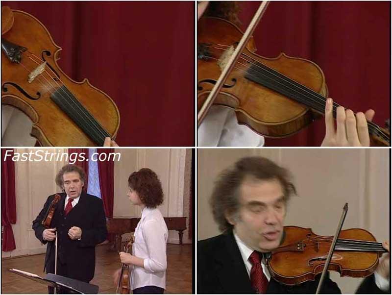 Zakhar Bron - Teaches J. S. Bach
