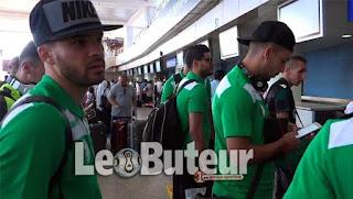 MOB : Alger-Le Caire dans le calme