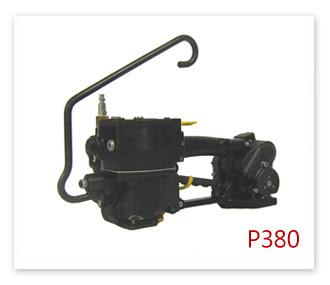 塑鋼帶氣動打包機P380