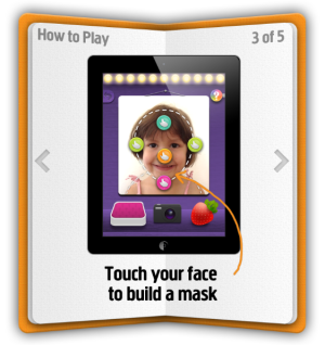 Mask Jumble Animals How to Play 3