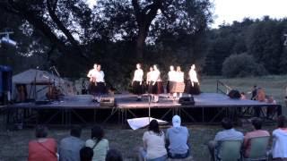 Somogy Táncegyüttes 5 rész Bárdudvarnok Falunap 2014 video