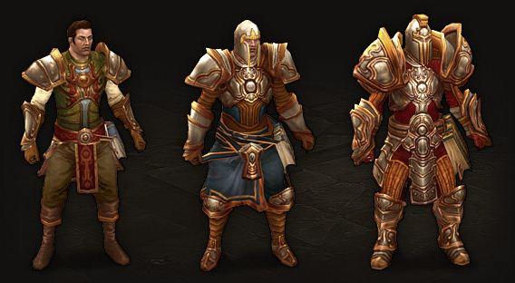diablo3聖堂騎士