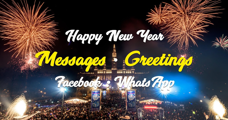 lovely messages greetings updates for happy new year eve