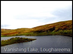 Vanishing Lake, Loughareema