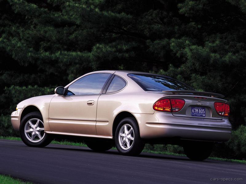 2003 Oldsmobile Alero Sedan Specifications  Pictures  Prices