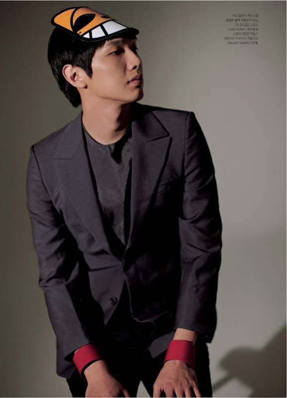 Ji Hyun-woo Korea Actor