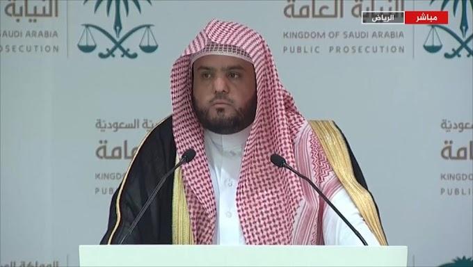 التحقيق السعودي5 أشخاص قتلوا خاشقجي وقطعوا جثته